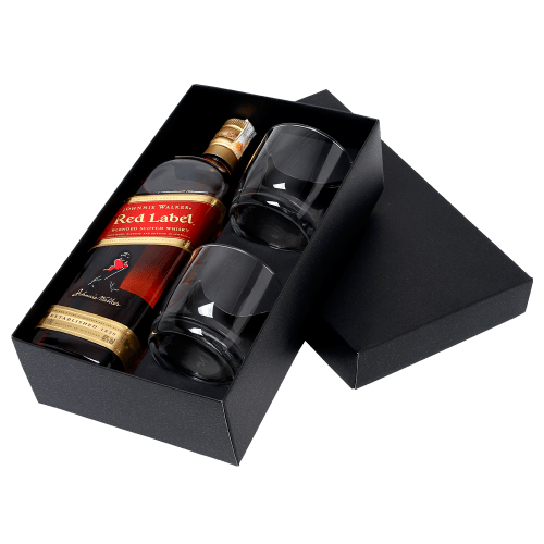 Kit Whisky Red Label 3 itens-050064