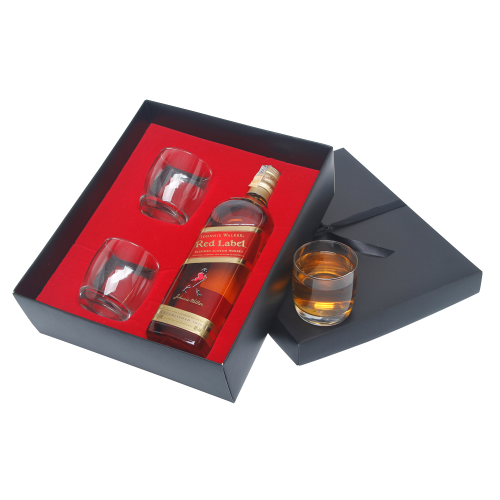 Kit Whisky Red Label 3 Itens-050094