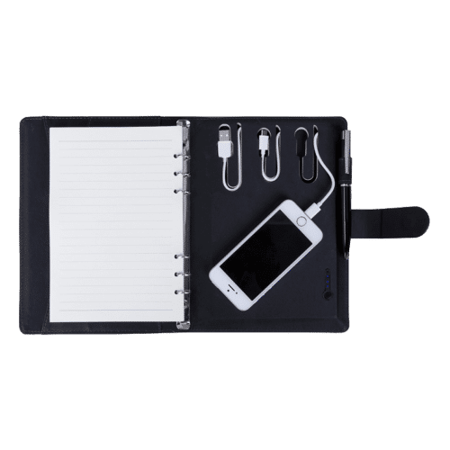 Caderno com Power Bank-580863