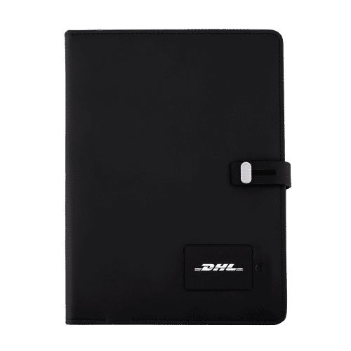 Caderno com Powerbank-442953